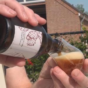 Bierproeverij van Het Genietschap uit Nijnsel