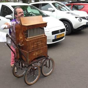 Muzikaal ochtendconcert voor bewoners bij Simeonshof