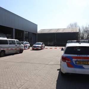 Hennepkwekerijen in vrachtwagens in Schijndel