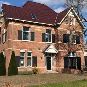 Nieuwe bewoners voor villa Rozenburg