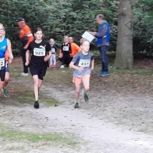 Weer heerlijk rennen tijdens Rooise Crosslopen