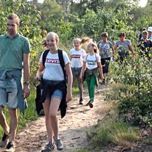 Vrijwilligers OLAT staan te trappelen om Lentetocht te organiseren