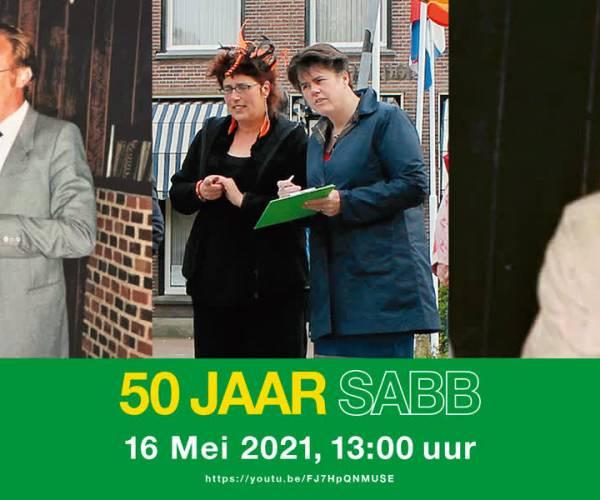 Boek ter gelegenheid 50-jarig jubileum Stichting Algemeen Boerdonks Belang