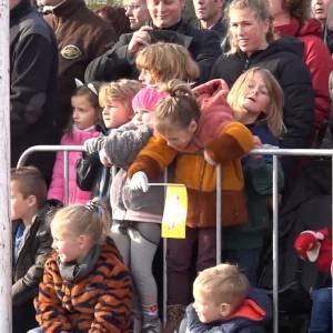 Geen grote Sinterklaasintocht in Veghel; voortaan roetveegpieten
