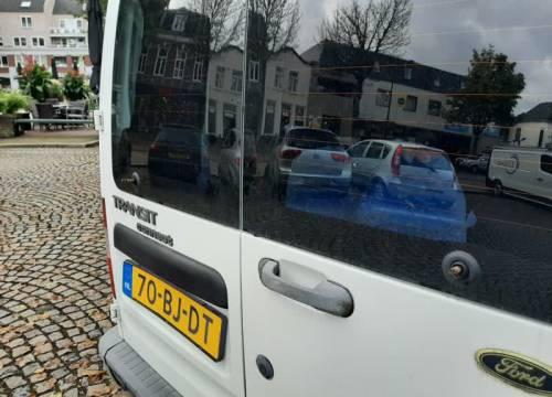 Busje met 'drugsafval' staat dagen onopgemerkt in Meierijstad