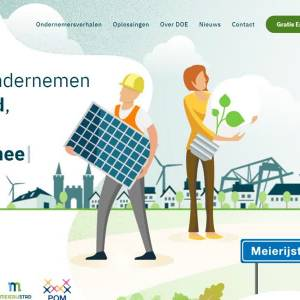 Gratis energiescan voor ondernemers