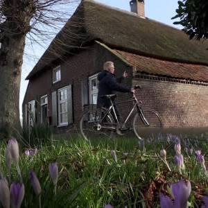 Keure langs de oude boerderijen van Meierijstad (video)