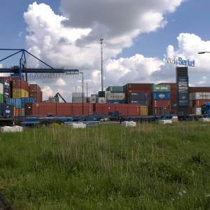 Inland Terminal Veghel voorspelt wereldwijd logistiek infarct