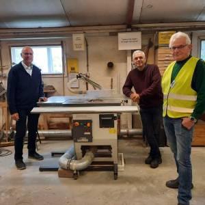 Vrijwilligers gevraagd voor hout- en metaal werkplaats