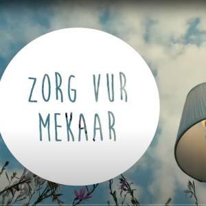 Nieuwe tv-serie: Zorg vur mekaar