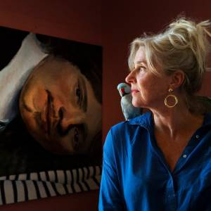 Hanneke Gommers exposeert in Wiebengasilo