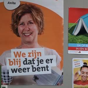 Nieuwe bieb Schijndel eindelijk op z'n plek (VIDEO)