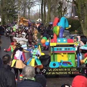 Omdat u het zo mist: nog één keer de oude carnavalsoptochten bij Omroep Meierij