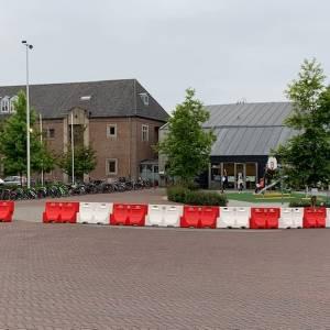 Afzetting bij school in Wijbosch om veiligheid te vergroten