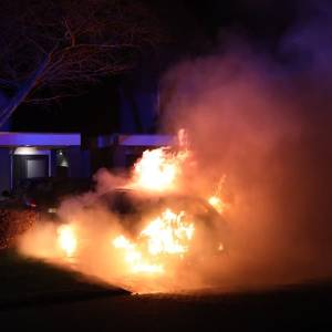 Schijndelse advocaat denkt dat autobrand gerichte actie tegen hem is