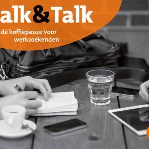 Walk&Talk: netwerkbijeenkomst voor werkzoekenden