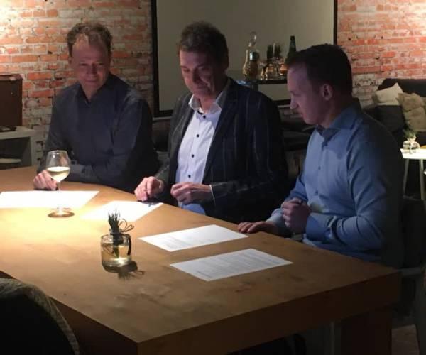 Unieke overeenkomst in Boerdonk