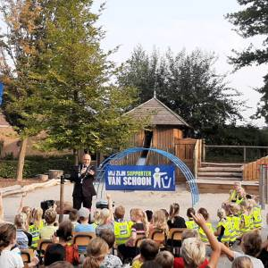 Franciscusschool geeft startsein World Cleanup Day