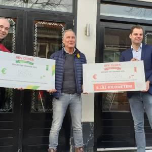 Tienduizend euro bij elkaar gelopen voor Schijndelse horeca