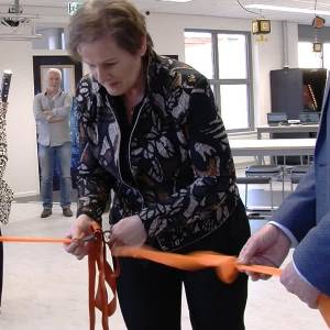 Opening lokaal Technologie & Toepassing Fioretti College