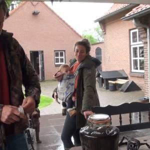 Voedselbos verbindt oude en nieuwe wijk in Veghel