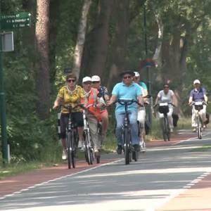 Alternatieve fietsvierdaagse in Rooi