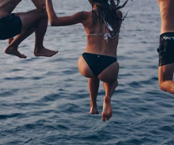 Niet zwemmen in de Aa