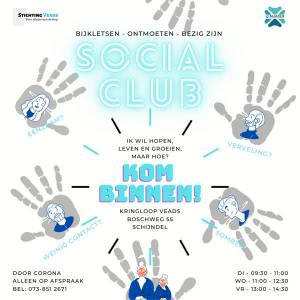 Social Club start in Schijndel