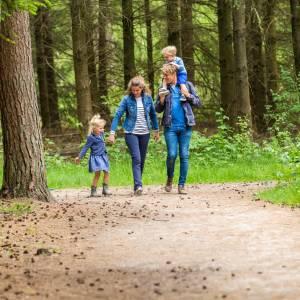 Meetsysteem geeft drukte in Brabantse natuurgebieden aan