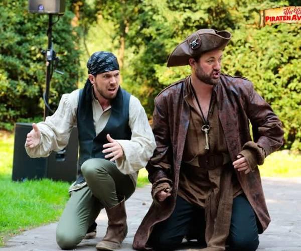 Het grote Piratenavontuur in de Koekbouw