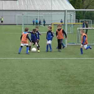 RKVV Erp hervat jeugdtrainingen