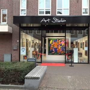 VOLOP Meierijstad: 'Kunstgalerie in centrum Veghel geeft meer kleur'