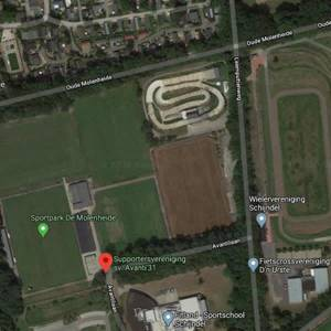 Spelers Avanti mogen niet naar sportpark na coronabesmetting