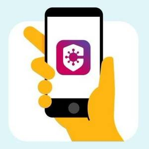 Bibliotheek helpt bij coronamelder-app