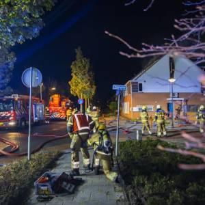 Zoon verdacht van brandstichting in huis waar zijn zussen sliepen