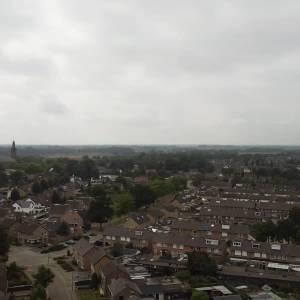 Topview op de dertien kernen van Meierijstad