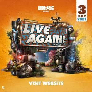 Festival LIVE AGAIN in Erp