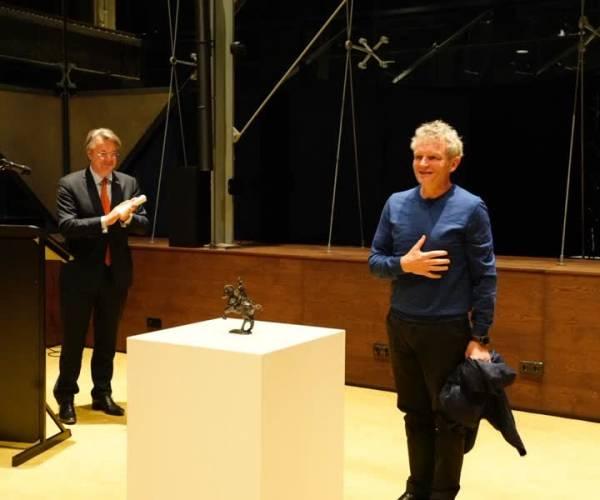 Floris Alkemade krijgt hoogste Brabantse onderscheiding