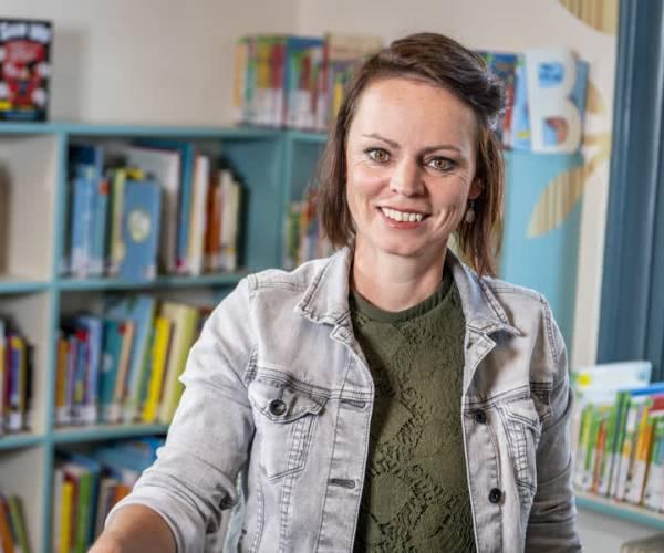 Bibliotheek geeft werkzoekenden een zetje in de goede richting