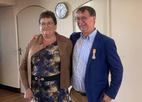Tomeloze inzet Bart Eijkemans beloond met koninklijke onderscheiding