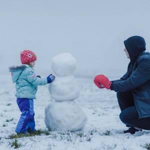 Deel je sneeuwpret!