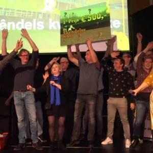 Skèndels kwartierke pakt opnieuw winst in De Skèndelse Kwis (video)