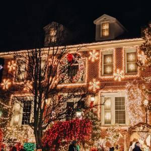 Tip ons: wie heeft het mooist versierde kersthuis?