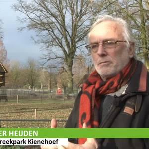 Kinderboerderij Kienehoeve Rooi ondergaat flinke verandering