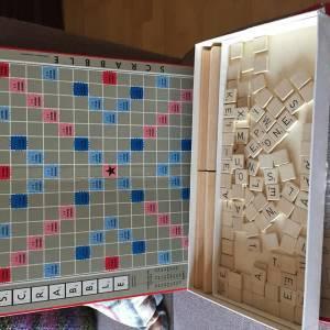 Wereld Scrabble Dag in de Bibliotheek