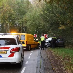 Dronken automobilist veroorzaakt ongeluk: één gewonde