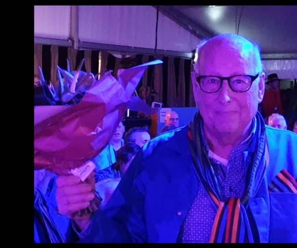 Van Rossum Papgatprijs voor Jan Swinkels