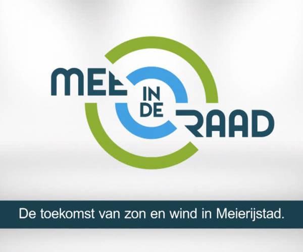 Mee in de Raad - Zon en wind in Meierijstad