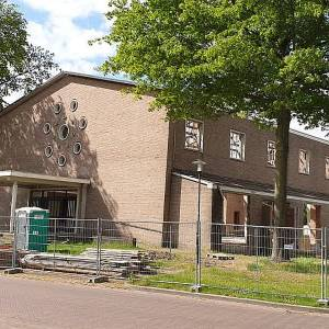 Ritakerk in Boskant gestripped