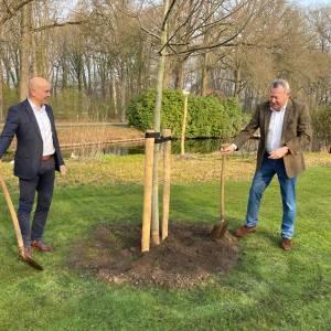 Gemeente draagt onderhoud streekpark Kienehoef over aan stichting